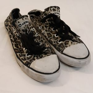 Cheetah print Airwalks